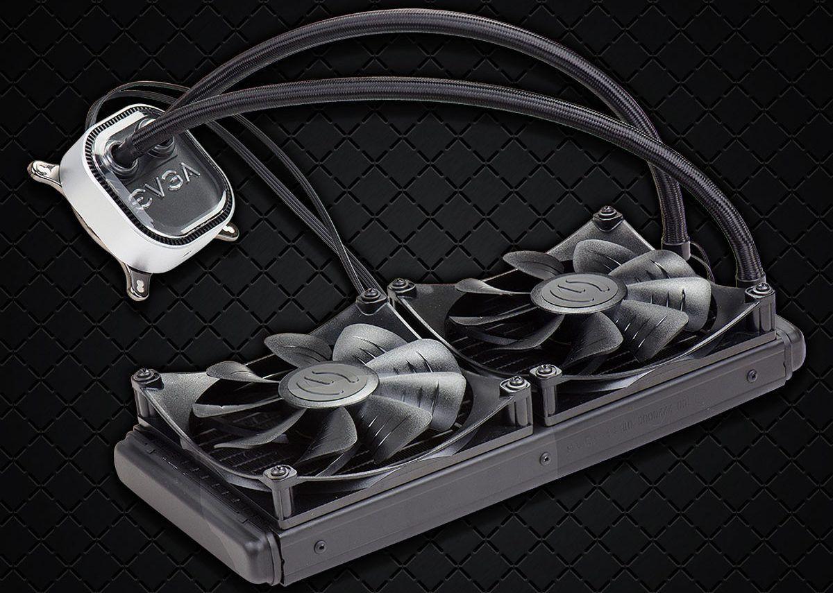 Evga Released Closed Loop Cpu Cooler Clc 120 280 Liquid Coolers Clc Chanel Boy Bag