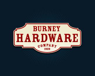 Burney Hardware By Chefboyardoug Uploaded Mar 03 10 746 Description Logo Concept For A Loc Graphic Design Marketing Advertising Signs Hardware Store
