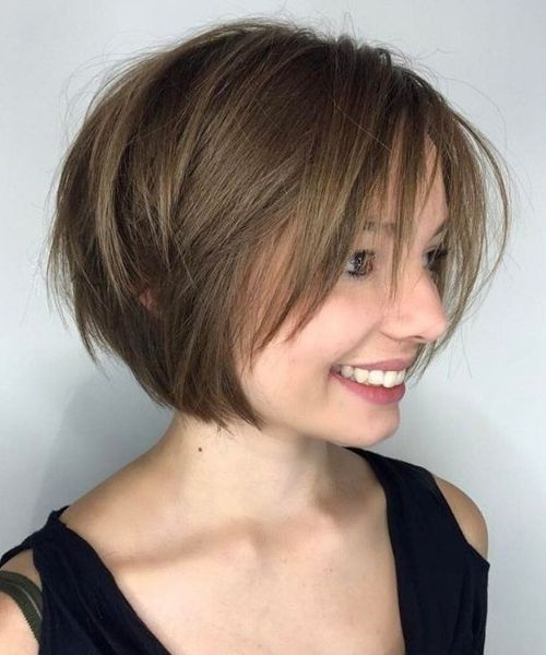 Pin By Dru Mccormick On Hairstyles Short Thin Hair Thin Hair Styles For Women Blonde Bob Hairstyles