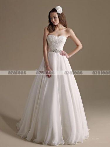 61a3c1b04b menyasszonyi ruha | Wedding | Wedding dress chiffon, Bodice wedding ...