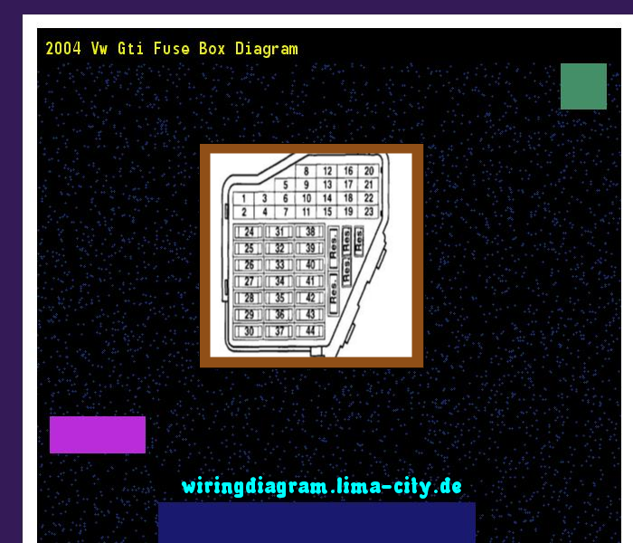 2004 vw gti fuse box diagram wiring diagram 1829 amazing wiring rh pinterest com Pinterest Pin Logo Install Pinterest Button