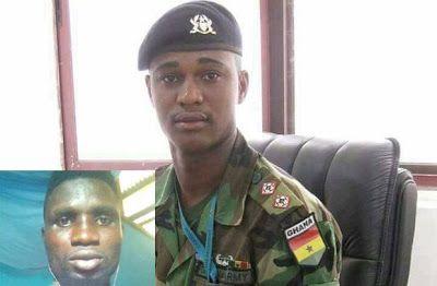 Welcome to Emmanuel Donkor's Blog            www.Donkorsblog.com: Bullets Killed Soldier Mobile Phone Retrieved