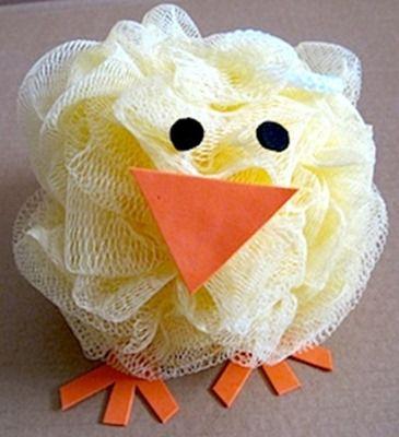 Resultado de imagen de esponja pollito
