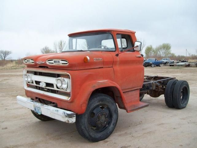 1960 Chevy Lcf The 1947 Present Chevrolet Gmc Truck Message