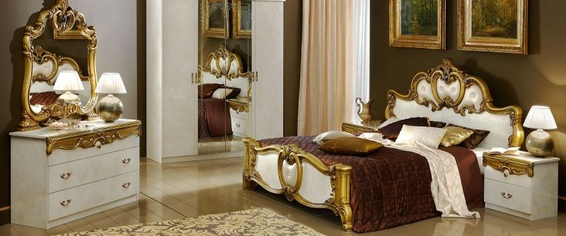 Chambre Style Baroque Ultra Chic En 37 Idees Inspirantes Style