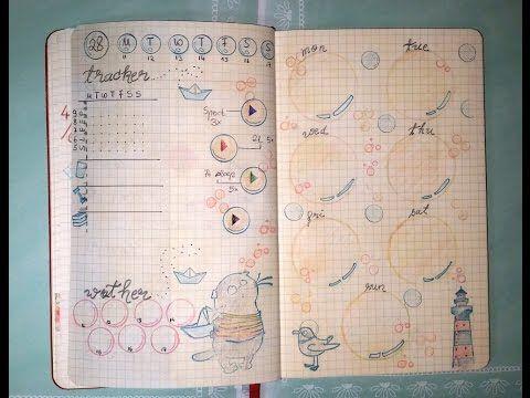 Bullet Journaling Bubbles