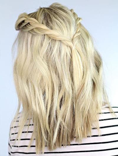Les 10 meilleures coiffures pour cheveux courts Coiffure