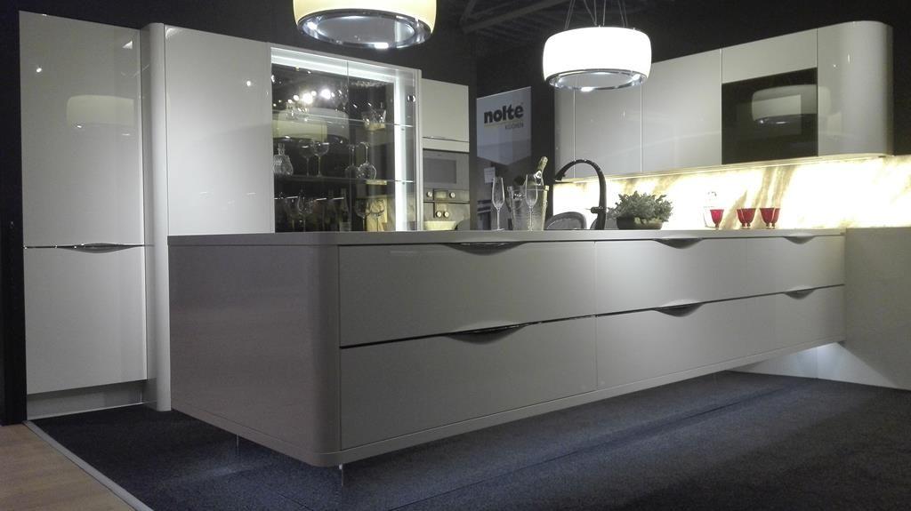 Ekskluzywna Lakierowana Kuchnia Nolte Furniture Decor Home Decor
