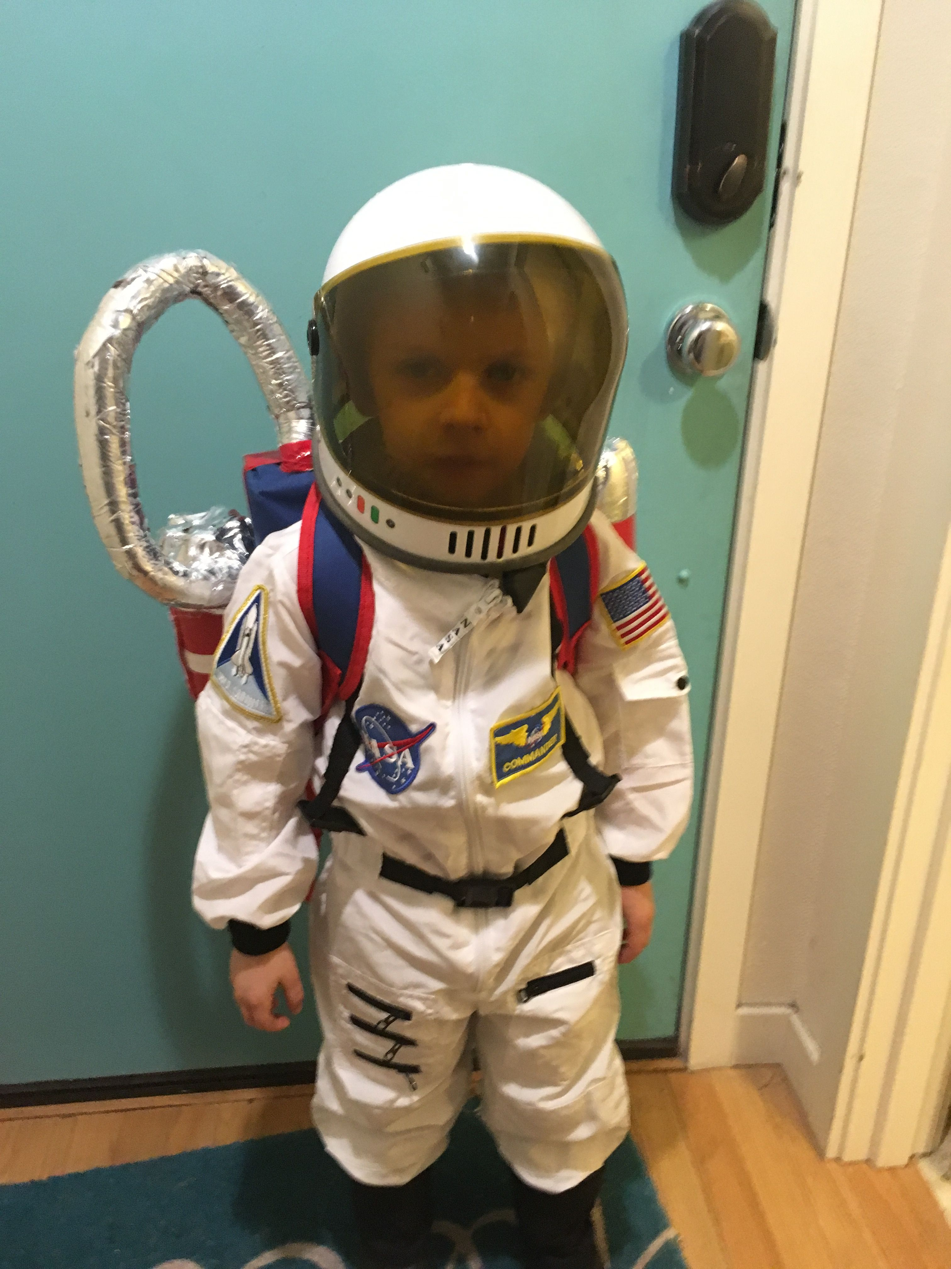 Pin by Ally Hollenbach on NASA Astronaut costume