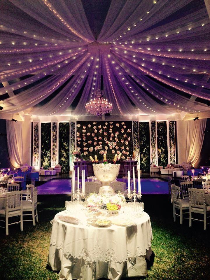 Techo Bombe Luces Deco Rc Pinterest Wedding Decorations