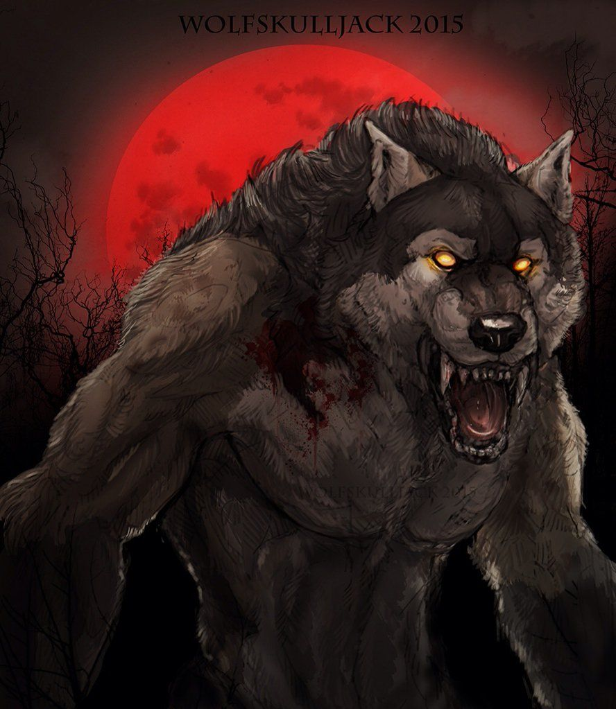 Happy werewolf Wednesday