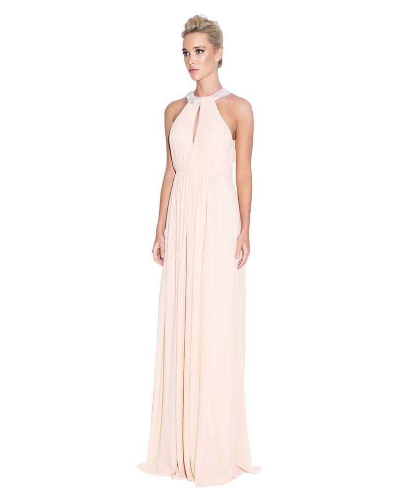 Abendkleid Ariana, nude seitlich   Prom   Pinterest   Abendkleid