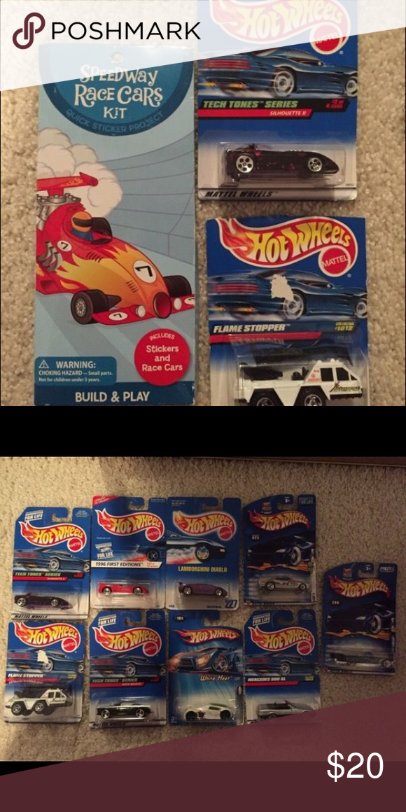perfect kid car lovers stocking stuffers x3 sets each set comes with a build your own