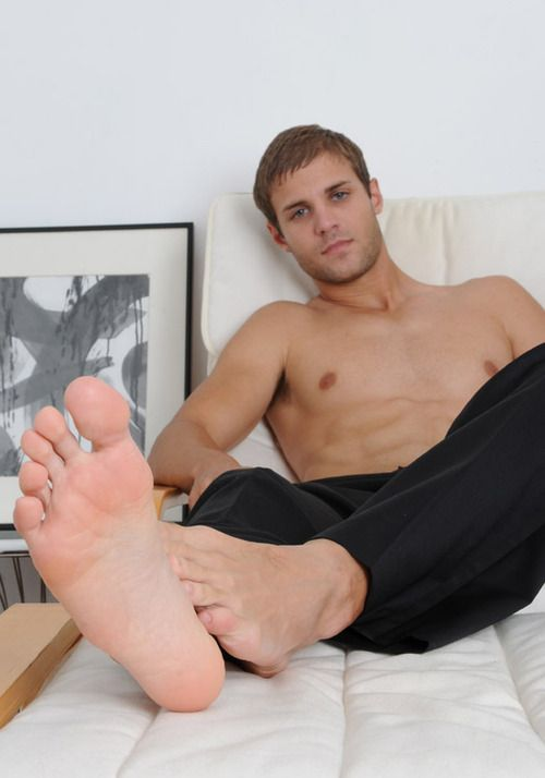 Guys With Sexy Foot