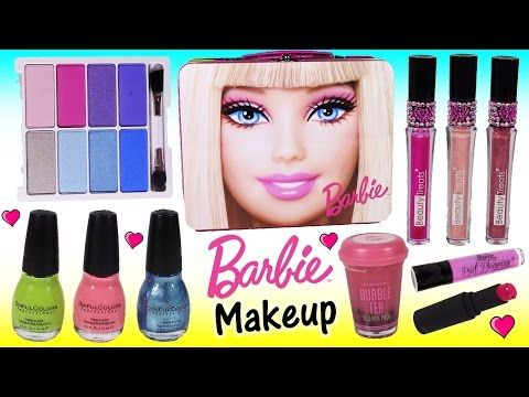 Barbie Doll Makeup Transformation You And Party