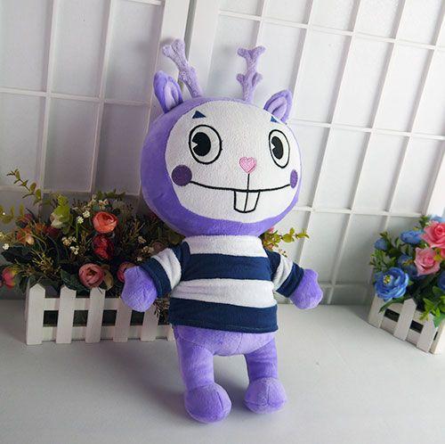 Happy Tree Friends HTF Flippy Fliqpy Stuffed Doll Anime Plush Toy Gift 40CM