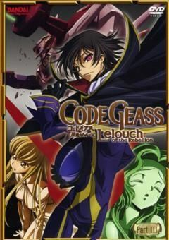Code Geass Lelouch of the Rebellion Watch English