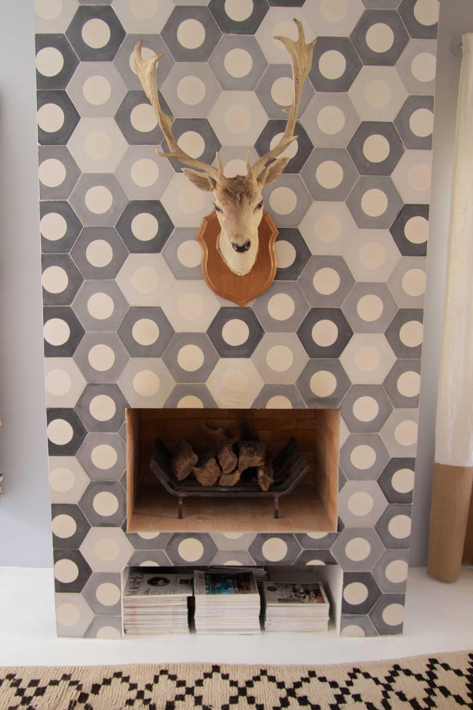 popham design cement tiles handmade in morocco mood boards