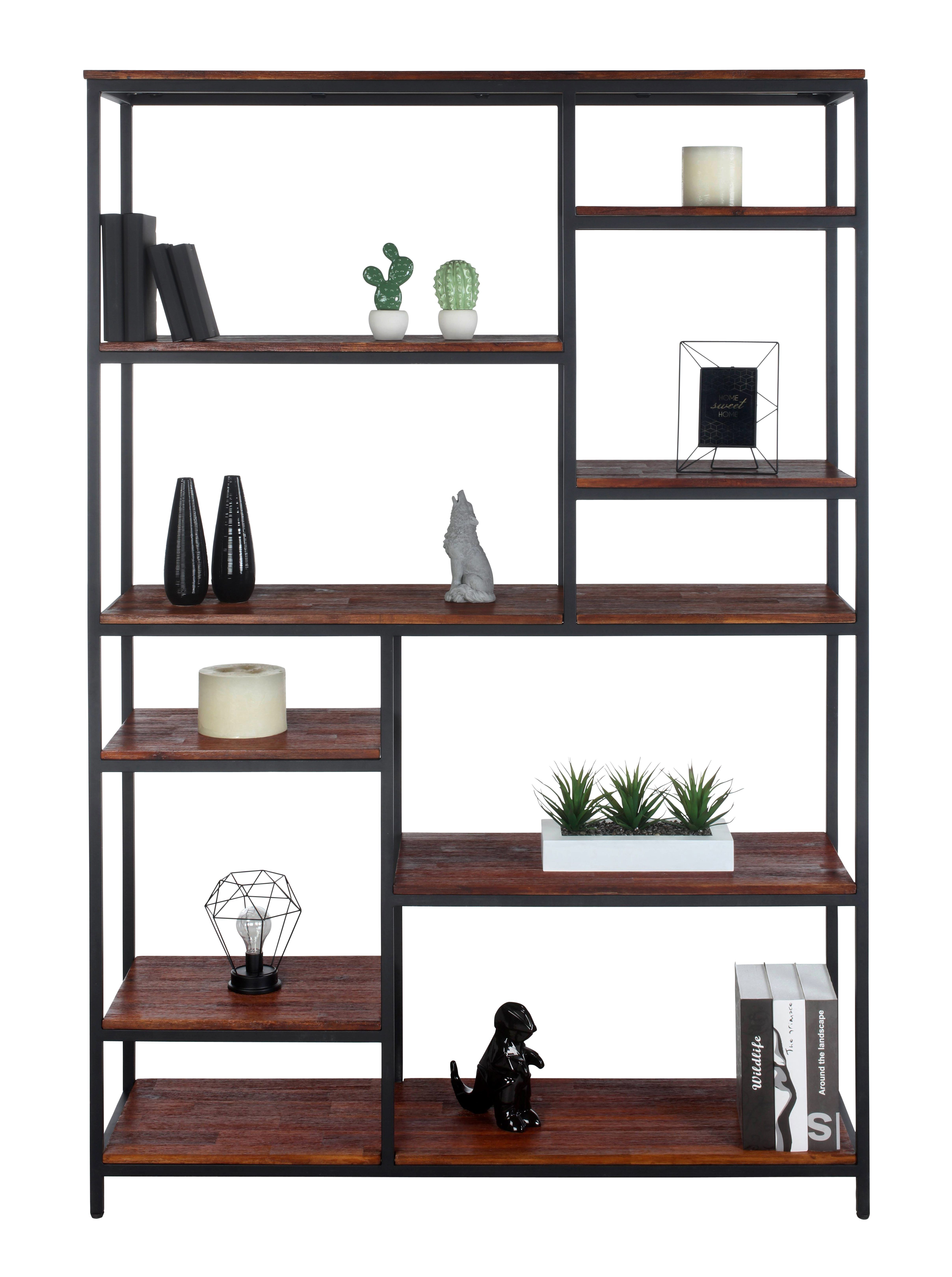 etagere destructuree industrielle fabrikk bois massif new room house styles home decor
