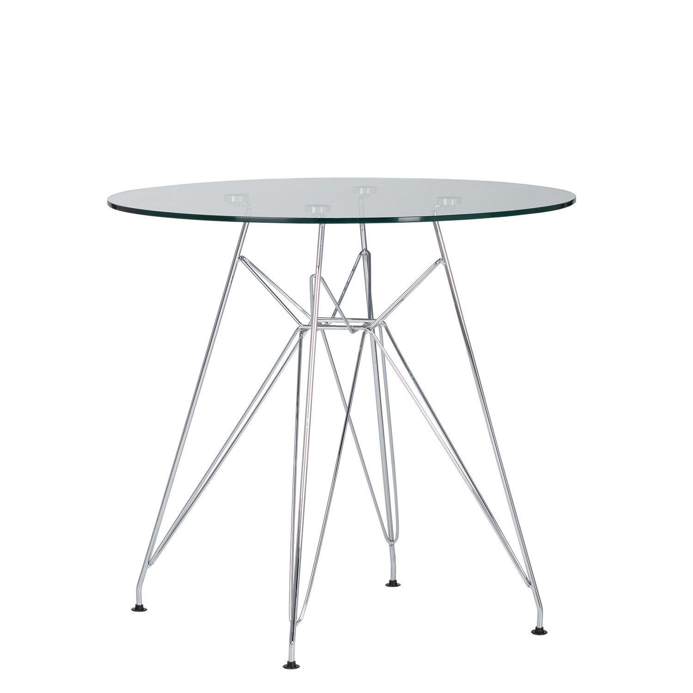 super populaire 74e7f f123e TABLE IMS EIFFEL Ø80 MÉTALLISÉE - SKLUM | Table en 2019 ...