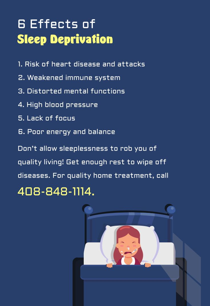 6 effects of sleep deprivation visit www
