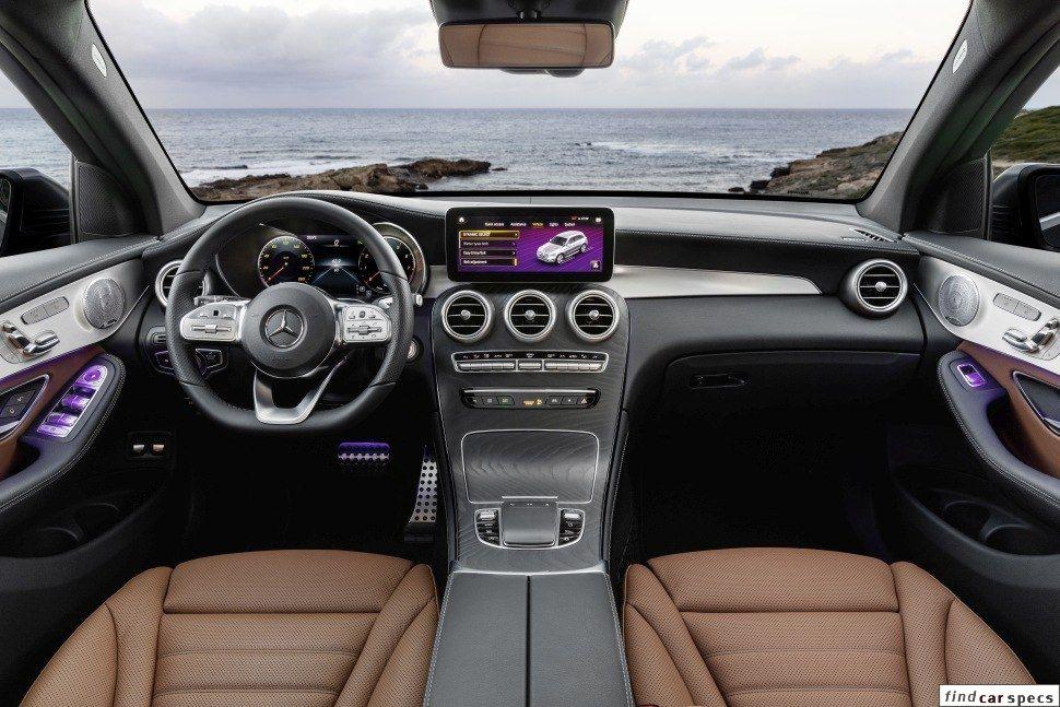 Mercedesbenz Glc Glc X253 Facelift 2019 Glc 220d 194 Hp