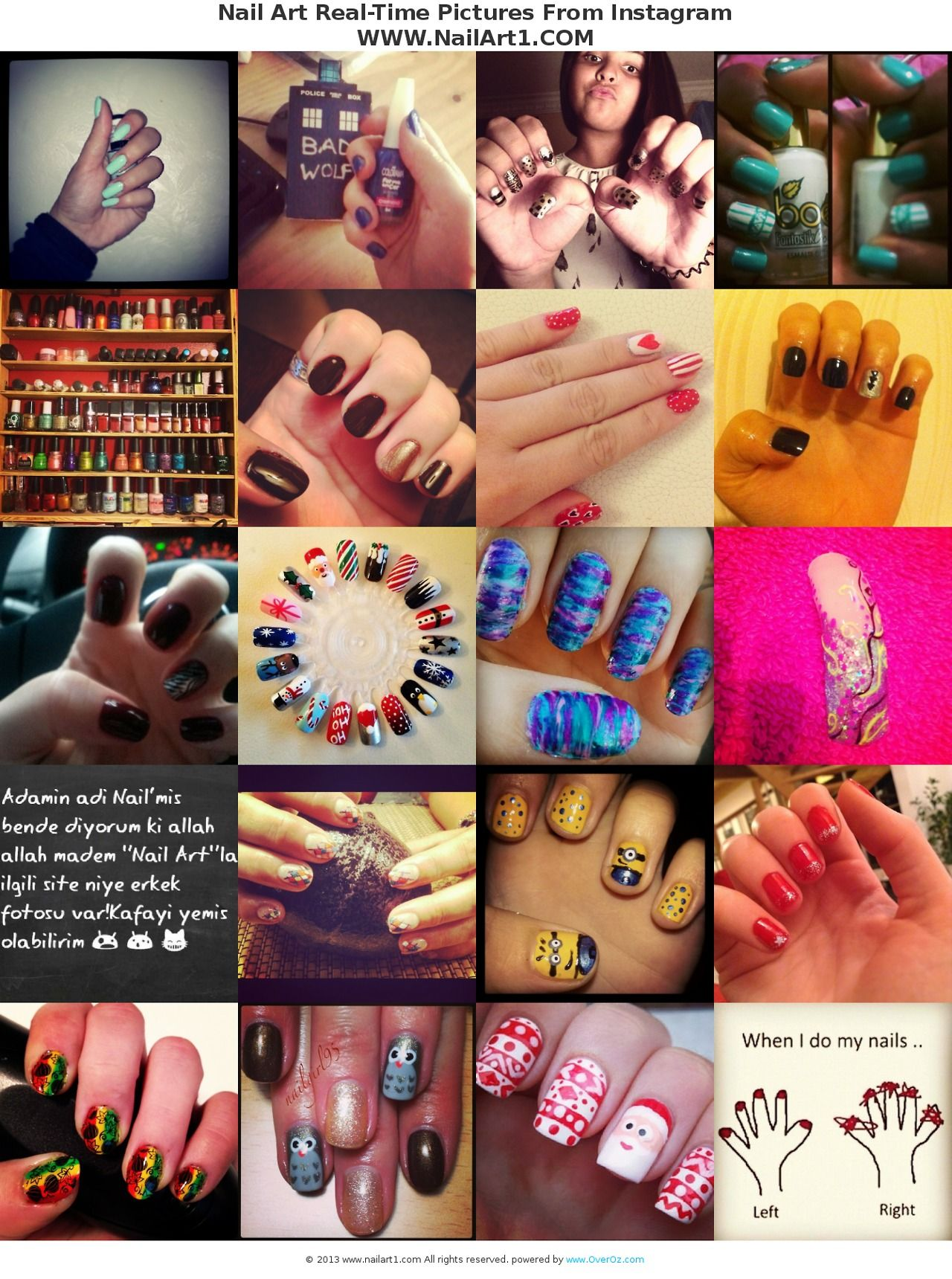 Nail Art - Source: http://www.nailart1.com