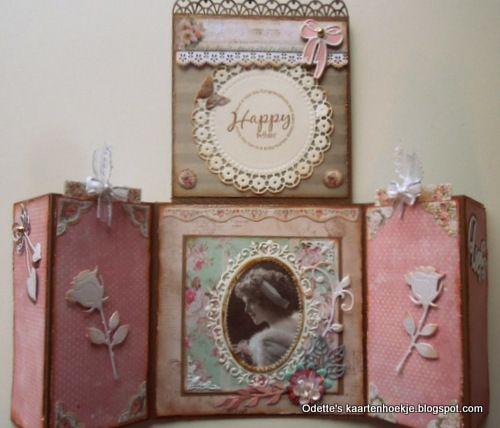 Odette's kaartenhoekje