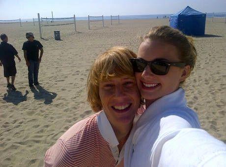 Emily and Nolan!