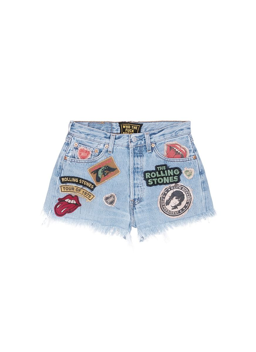 6520067a3cc91 UGHHH wayy too expensive. Iron on patches anyone? Bermuda Shorts Outfit,  Denim Cutoff