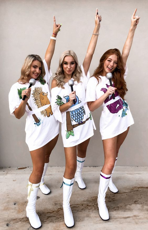 50+ Hot College Halloween Costumes For Girls That