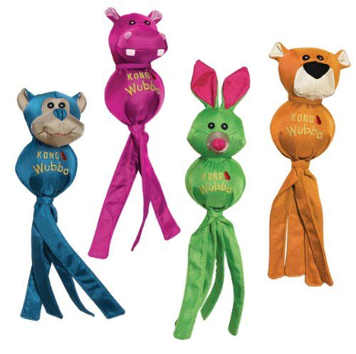 Kong Wubba Dog Toy Extra Large Colors Vary You Can Get More