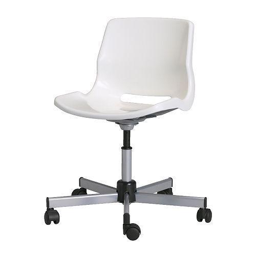 Ikea Desk Chair, White Computer Chairs Ikea