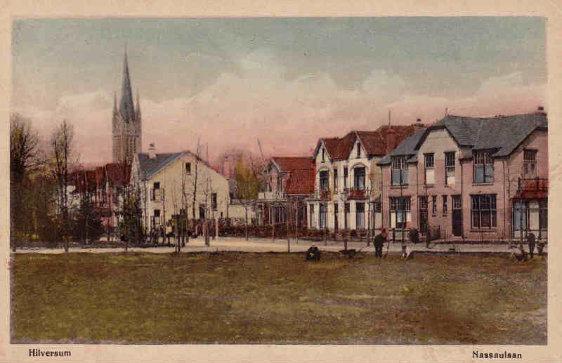 Nassaulaan 1915