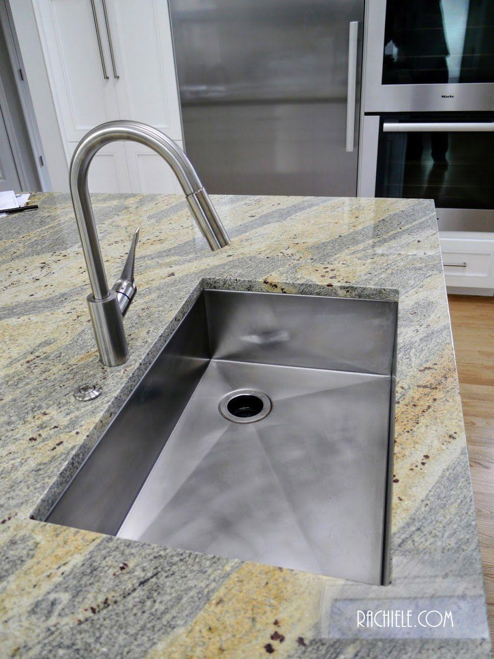 Rustic Matte Stainless Steel Sink With Rear Corner Drain Sink Kitchen Sink Kitchen Design