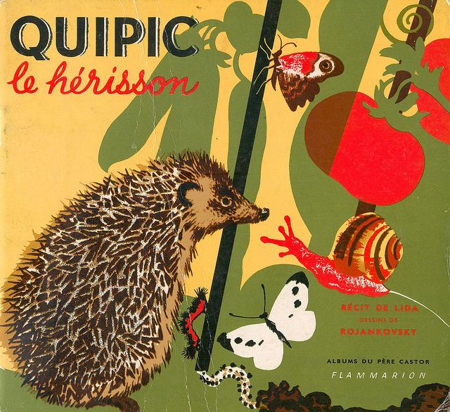 Quipic Le Herisson Litterature Jeunesse Herisson Livre
