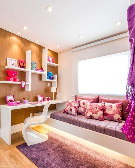 Dormitorios para jovenes y adolescentes chicas chicos habitacion pinterest dormitorios - Dormitorios de chica ...