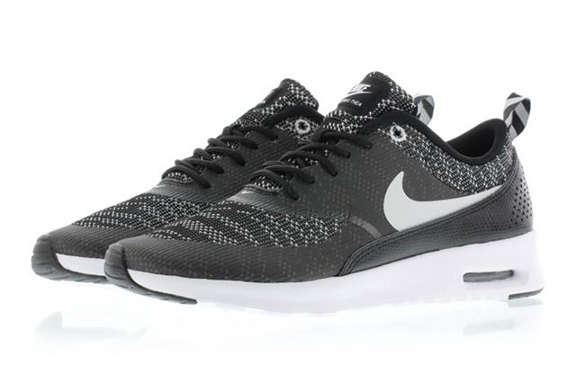 buy popular d8da1 bc72f NIKE AIR MAX THEA JACQUARD (BLACK   Runners, Stay true and The o  ...