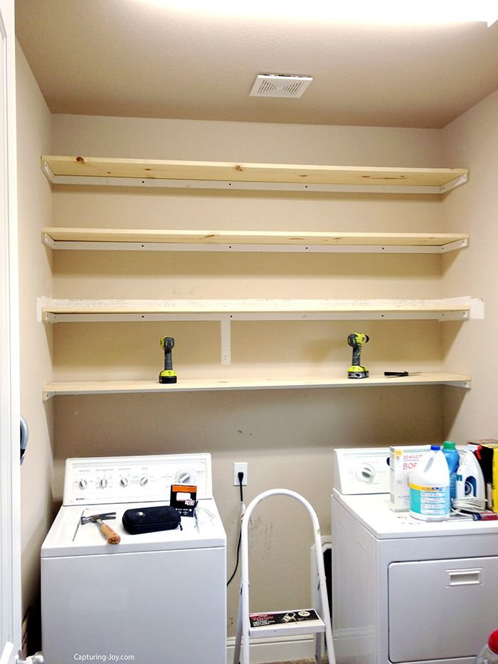 Charmant How To Upgrade Your Laundry Room With Custom Cabinets   Capturing Joy With  Kristen Duke Laundry