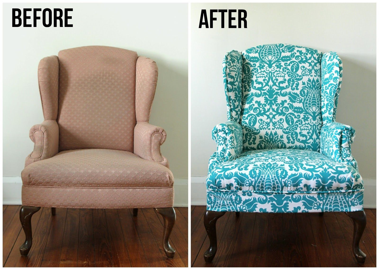 lovely little life diy upholstered wingback chair projects