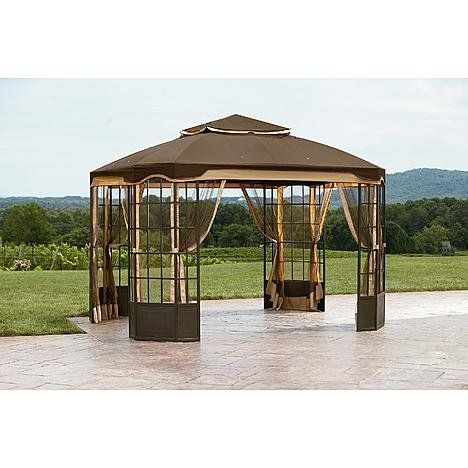 Superb Special Offers   Gazebo This Tent Is A Welcome Piece Of Outdoor Patio  Furniture. These