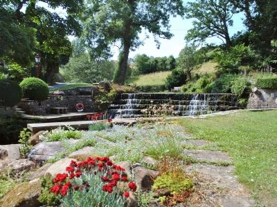 Communal grounds | The Old Mill at Littlebeck - Riverside Cottage, Littlebeck, nr. Whitby