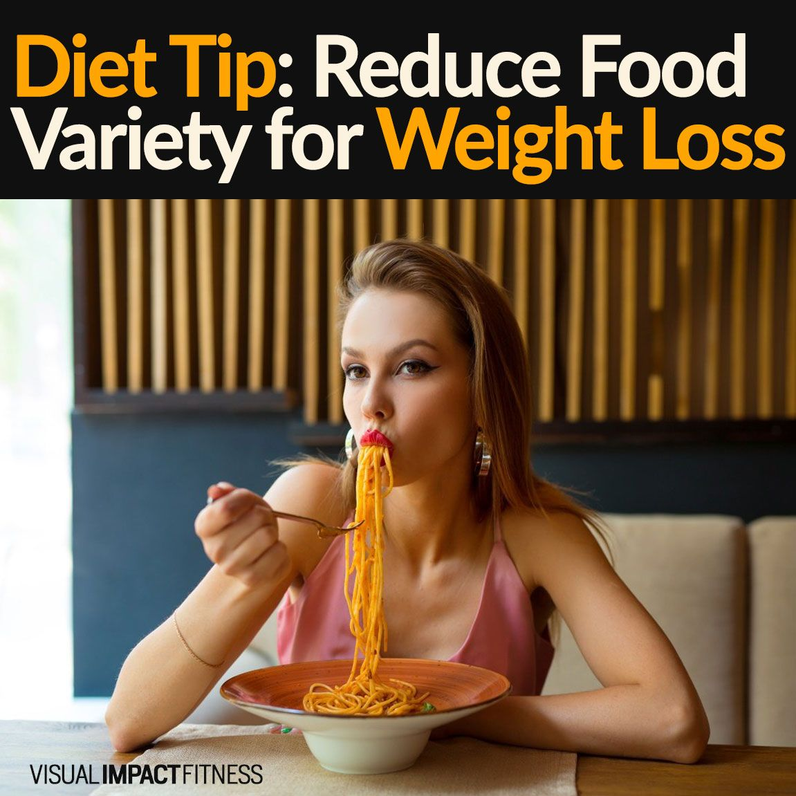 When you limit food variety you naturally reduce food palatability. You stop eating when you are full which makes dieting and weight loss easier. #diettipsforbeginners #simplebeginnerdiettips #diettipsfast #healthydiettips #simplediettips #ketodiettips #fooddiettips #dietingmotivation #mediterraneandieting #cleaneatingdieting #detoxdieting