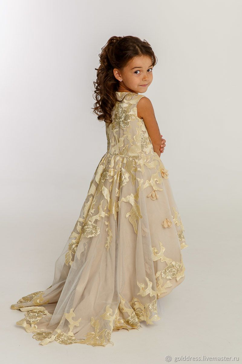 a7c769ad886 Children s evening dress – shop online on Livemaster with shipping ...