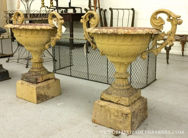 Great An Auction Tragedy U2013 A Tale Of Woe And Antique Garden Urns