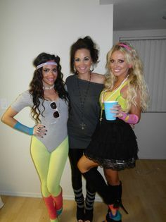 Halloween Feesten 2019.80s Outfits Party Halloween Oldies Party In 2019