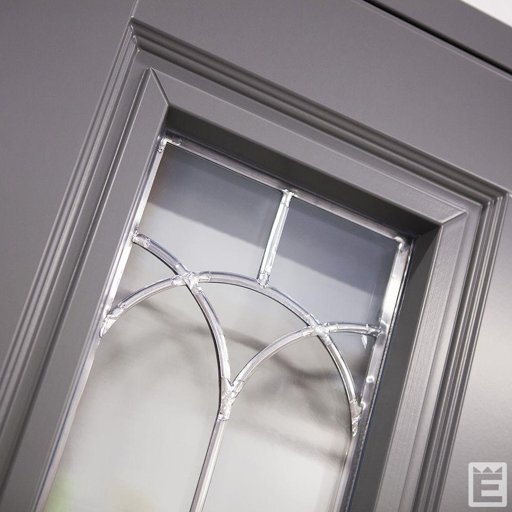 Inredning nordan dörr : Ekstrands innerdörr Slät G33 med tillval laserad eklist och etsat ...