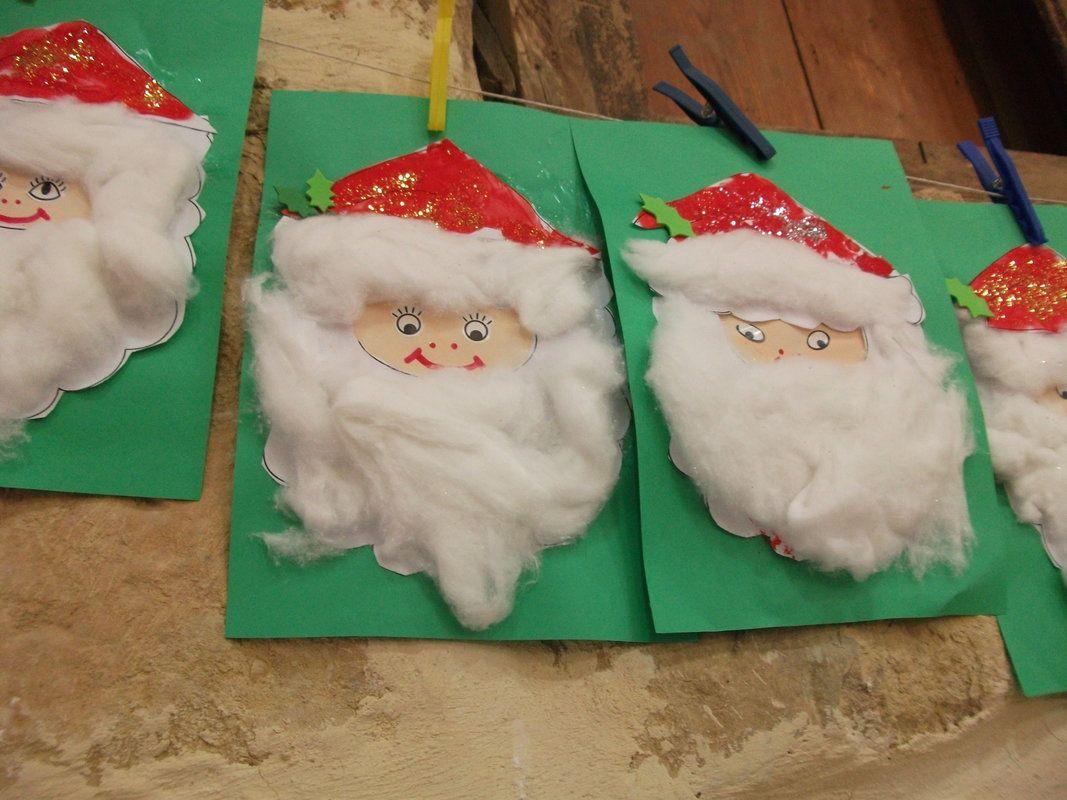 Christmas Card Ks1 Holliday Decorations Christmas