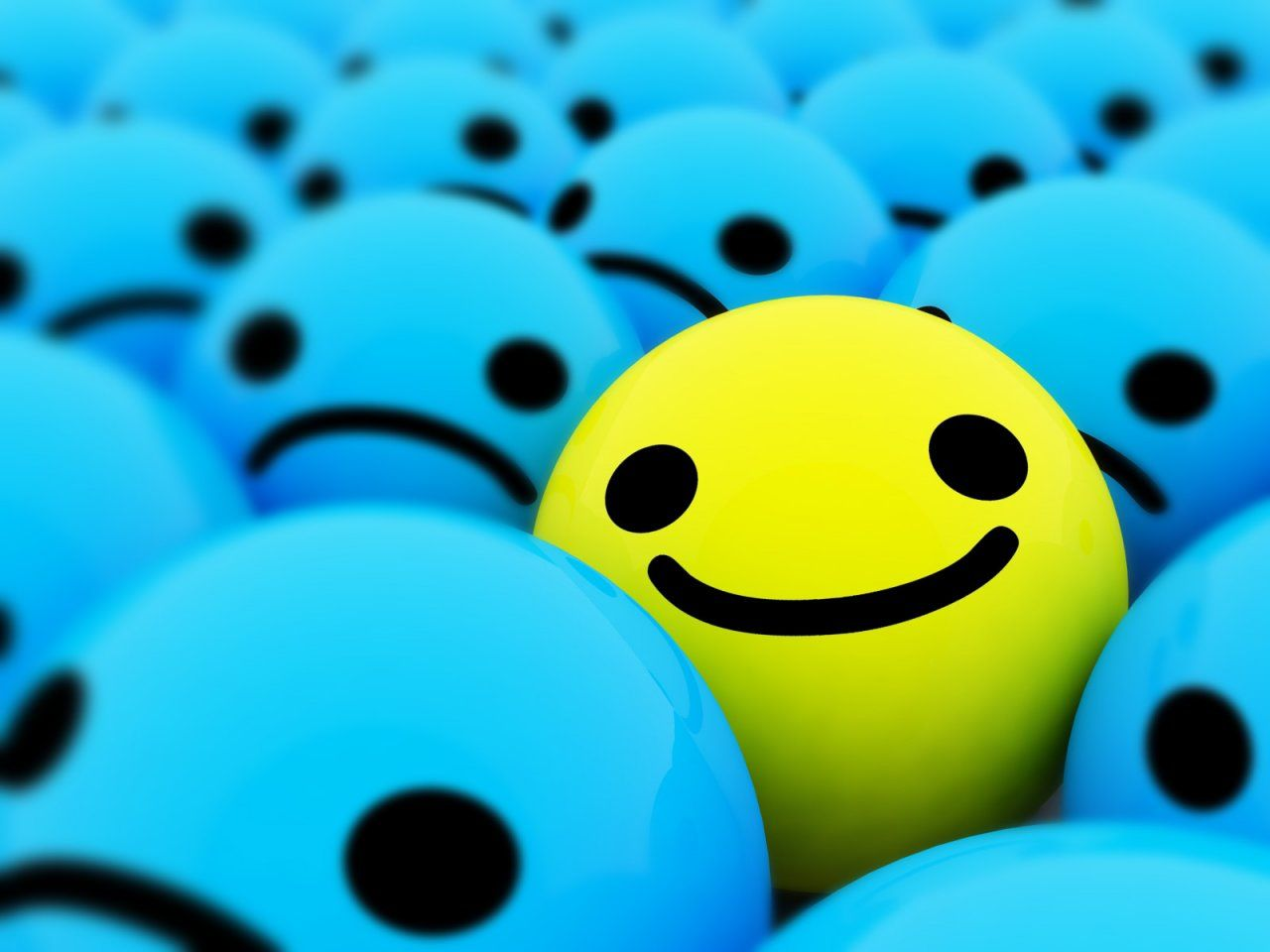 How To Be Happy And Change Your Frown To A Smile - A Self Help Book