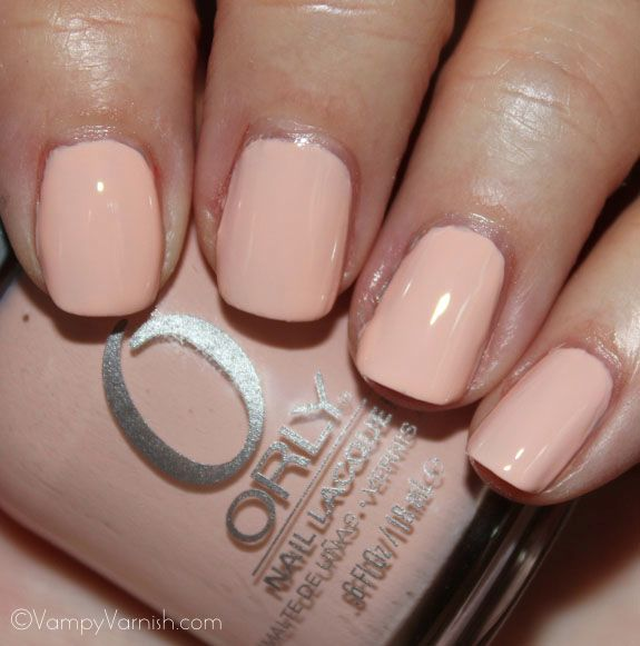 Orly Cool Romance For Spring 2012 Swatches Review Hair And